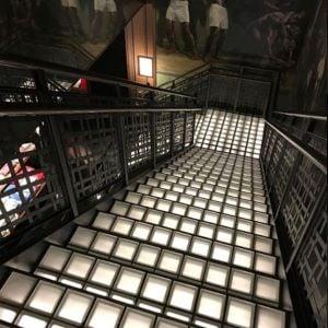 Steel Pavers Floor Pic 3