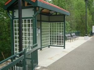 Tulpehocken Station, SEPTA Philadelphia, PA